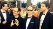 Olivier Mellano monte les marches à Cannes