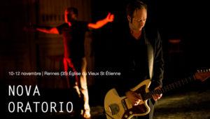 NOVA Oratorio à Rennes du 10 au 12 novembre