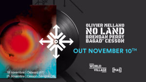 No Land - new album and last concerts