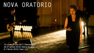Nova Oratorio based on a work by Peter Handke
