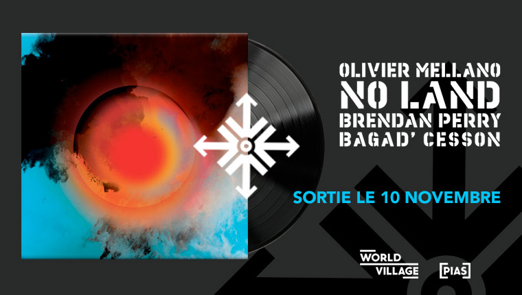 No Land - album enfin disponible