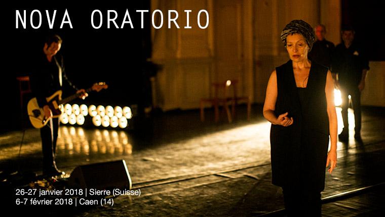 Nova Oratorio based on a work by Peter Handke