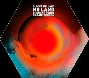 Album No Land - Olivier Mellano, Brendan Perry, Bagad Cesson
