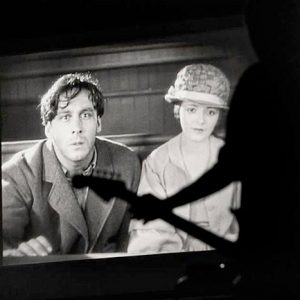Aurore de Murnau cinéconcert O. Mellano