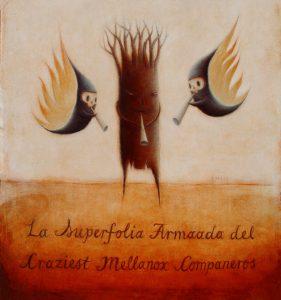 La Superfolia Armaada (illustration Paul Barnes)