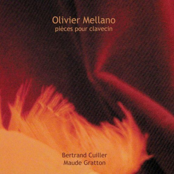 Olivier Mellano - pièces pour clavecin