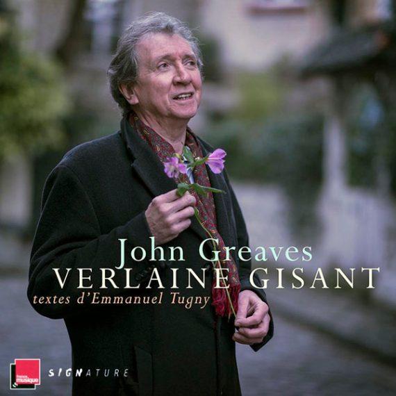 John Greaves - Verlaine gisant 2015