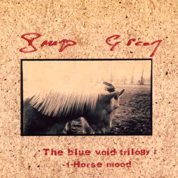 Bruno Green - Horse Mood (The blue void trilogy / vol.1)