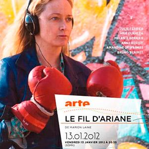 Musique de film Le fil d'Ariane 2012