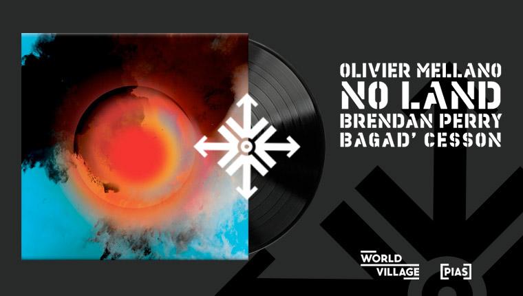 No Land - nouvel album disponible