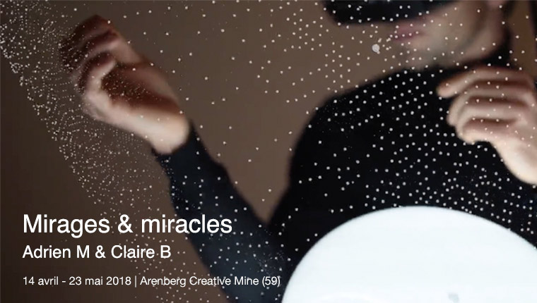 AMCB Miracles & Mirages à Wallers-Arenberg