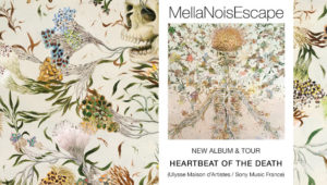MellaNoisEscape - Heartbeat of the Death (painting Haruko Maeda)