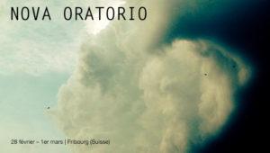 Nova Oratorio - Peter Handke à Fribourg (Suisse)