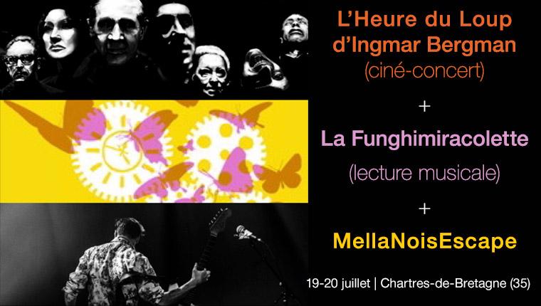 Festival In Situ 19 & 20 juillet à Bruz