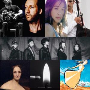 Eté 2019 concerts, lecture musicales, films... avec Olivier Mellano