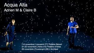 Acqua Alta en novembre à Genève, Lyon et Reggio Emilia - Adrien M & Claire B