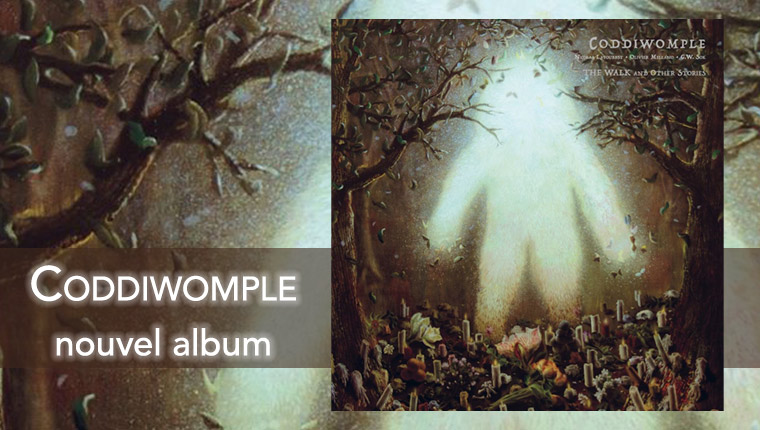 Coddiwomple nouvel album