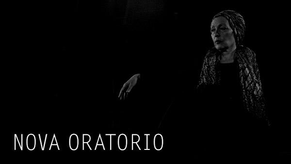 Nova Oratorio en écoute (photo Félicien Cottanceau)
