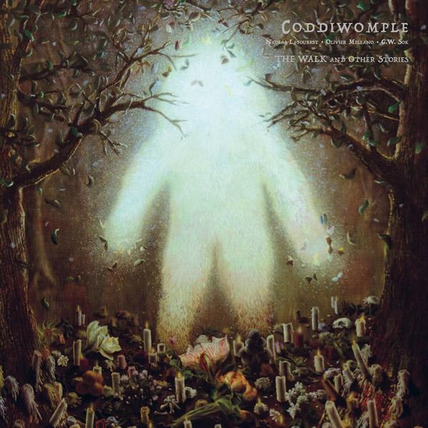 Coddiwomple (Nicolas Lafourest, O. Mellano, G.W. Sok) album à commander en ligne