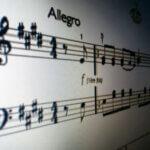 Partition Eon pour l'Ensemble Mélisme-s par Olivier Mellano